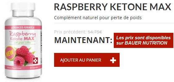 acheter raspberry ketone max