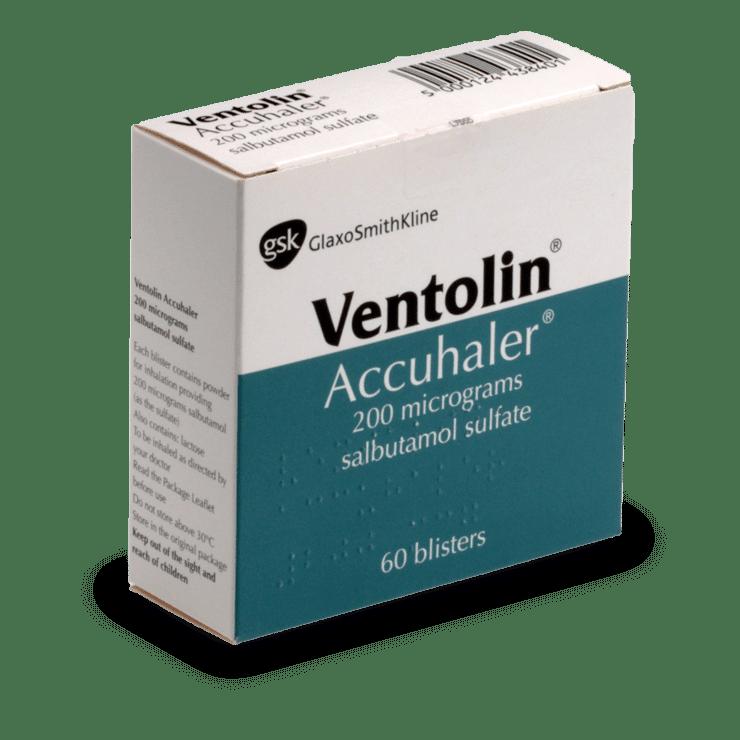 Acheter Ventoline sans ordonnance : prix, posologie et