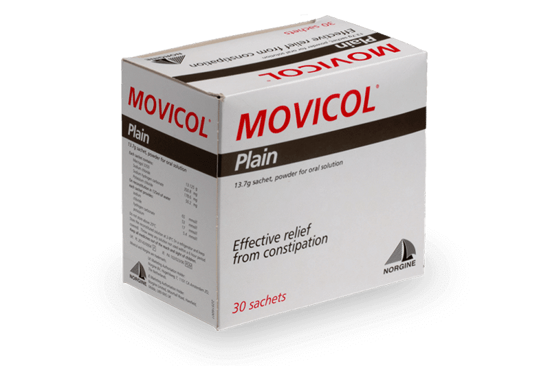 movicol puissant laxatif