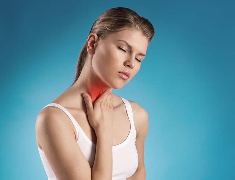 soigner une angine