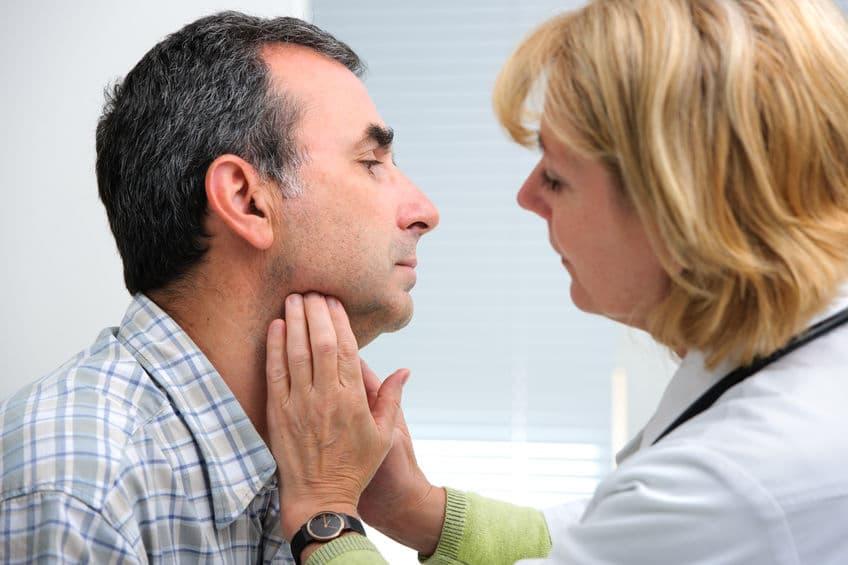 symptome d'une angine